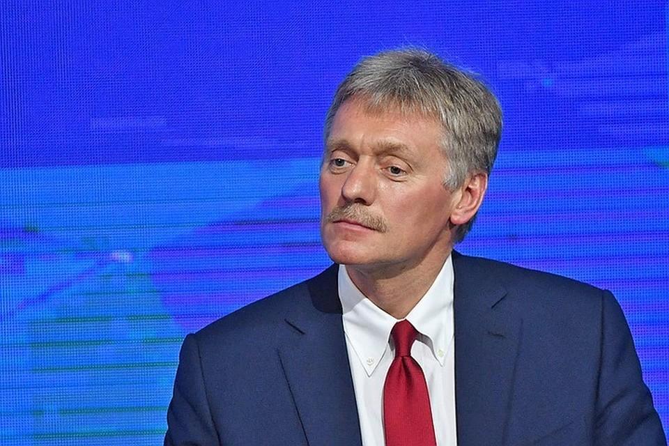 Спикер Кремля подтвердил, что президент не имеет никакого отношения к указанным в фильме зданиям