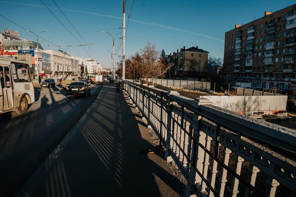 Улица Фомина и 4-ая Курская станут односторонними после закрытия Красного моста в Орле
