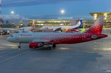 Самолет «Санкт-Петербург – Москва» срочно вернулся в Пулково из-за технической неисправности