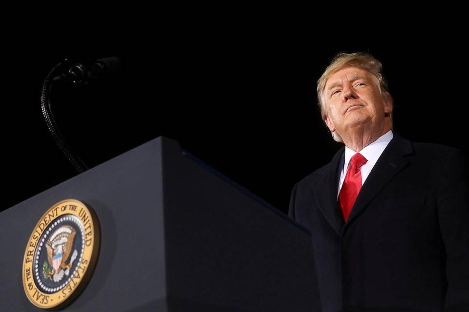 Трамп впервые после окончания президентского срока поговорил с прессой и рассказал о своих планах