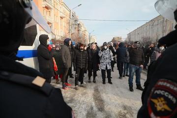Пошла ли Россия на несанкционированные «прогулки протеста». Онлайн-репортаж