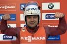 Саночник из Братска Семен Павличенко завоевал серебро на этапе Кубка мира в Инсбруке