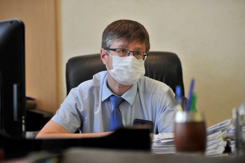 Дмитрий Козловских: «Имеющиеся вакцины против нового штамма тоже будут эффективны»
