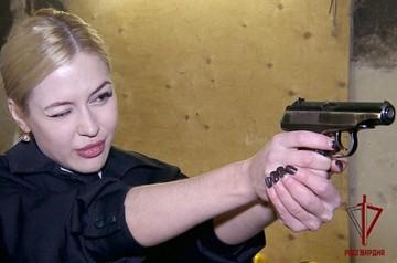 Красавица Росгвардии потребовала миллион рублей компенсации и восстановления по службе