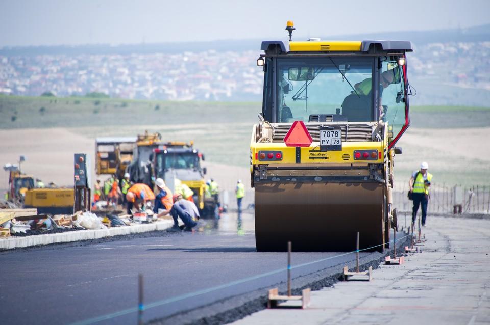 На строительство и содержание дорог Крым получит 22 миллиарда рублей. Фото: Архив КП