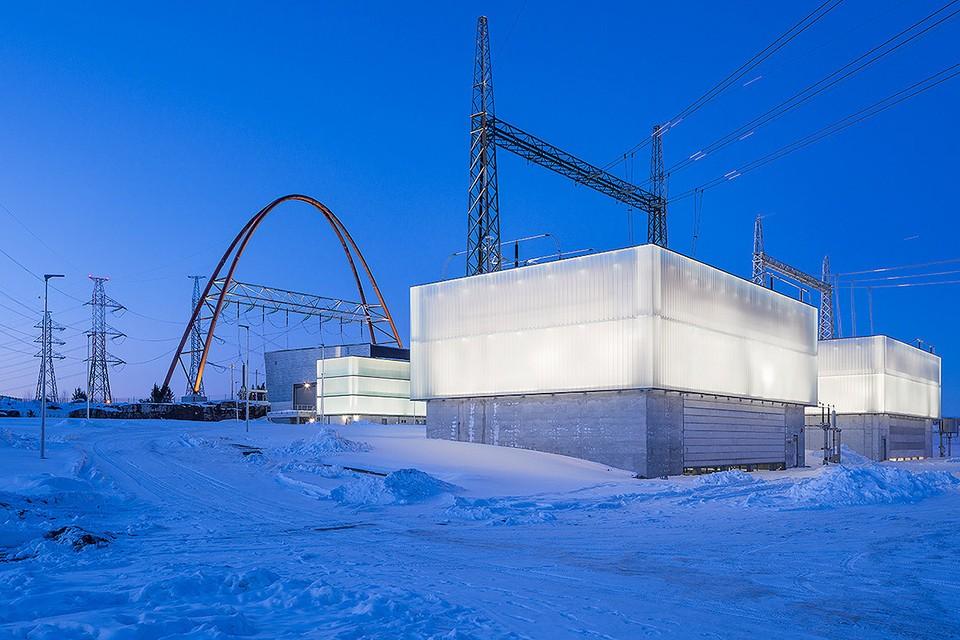 Электроподстанция в финском городе Вантаа. Фото: fingrid.fi