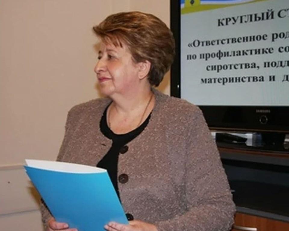 Марина Афанасьева была мэром Волжского на протяжении четырех лет. Фото: Администрация Волжского.