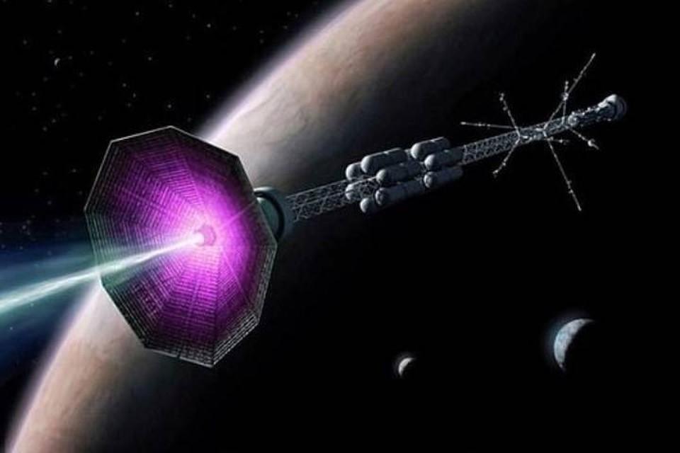 Термоядерный двигатель позволит перемещаться по Солнечной системе с пристойной скоростью.