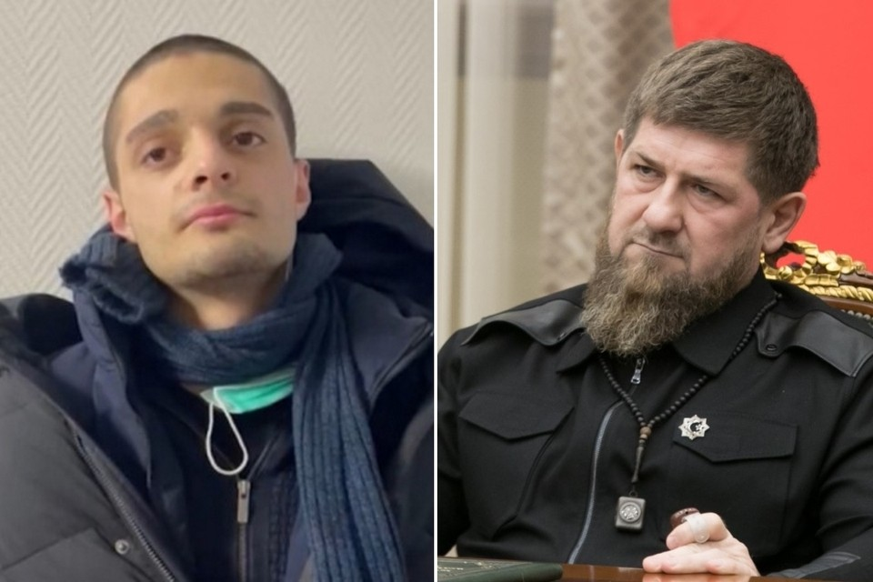 Рамзан Кадыров осудил действия Саид-Мухаммада Джумаева. Фото: кадр видео СК РФ / личная страница Рамзана Кадырова