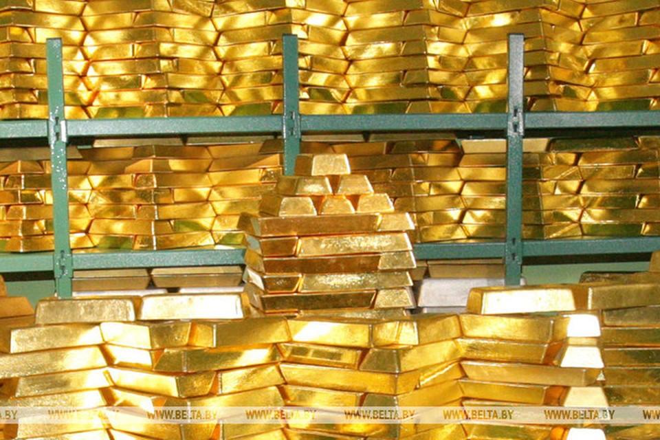 В Беларуси золотовалютные резервы за январь 2021 года снизились на 265 миллионов долларов. Фото: БелТА