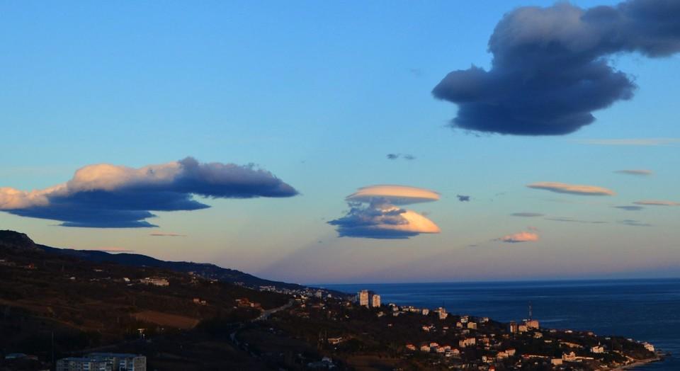 Удивительное небо можно увидеть на ЮБК, Фото: Александр Захватайло/ПОДСЛУШАНО ЯЛТА/VK