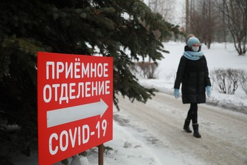 Новые случаи заражения коронавирусом в Красноярске и крае на 7 февраля 2021 года: заболели 267 человек, умерли 15