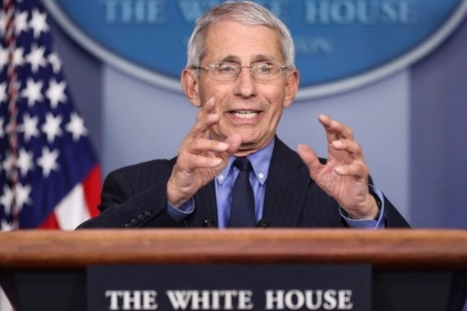 Главный инфекционист США - о вакцине «Спутник V»: «Это путь к всеобщей защите всего человечества!»