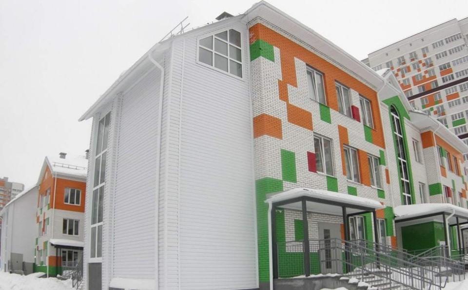 В Ижевске открыта запись в новый детский сад на улице Берша Фото: пресс-служба управления образования администрации города