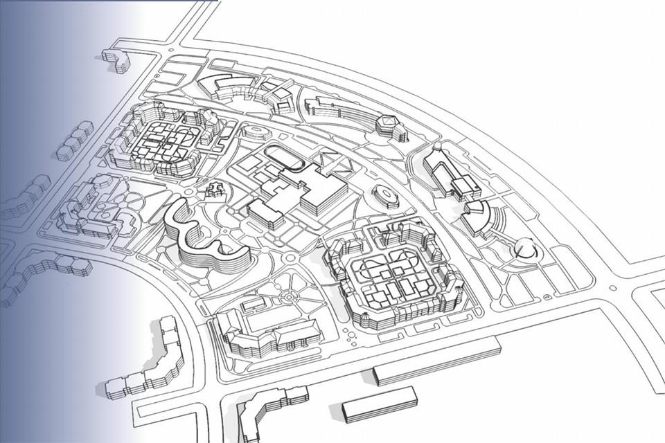Также в планах создать трансформаторную подстанцию, многоуровневые гаражи-стоянки, внеуличный пешеходный переход. Фото: Geonika. Агенство по развитию территорий