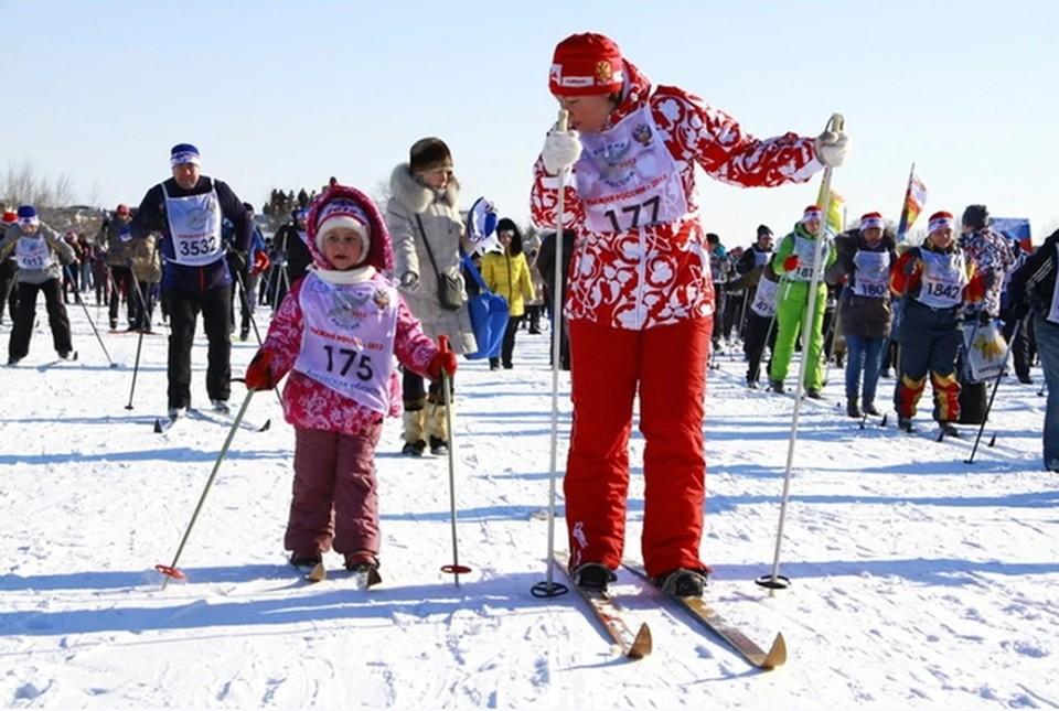Лыжня России 2021 в Нижнем Новгороде: Программа мероприятия и место проведения.