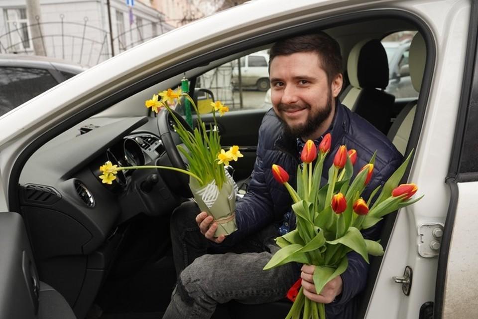 Мужчины смогут порадовать своих дам 14 февраля.
