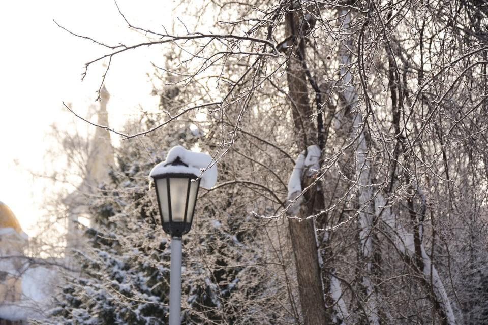 В Новосибирске снова будет очень холодно.