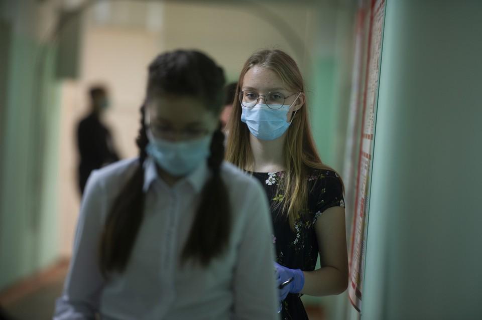 В Кузбассе 9-классники 597 школ попытаются получить допуск к выпускным экзаменам