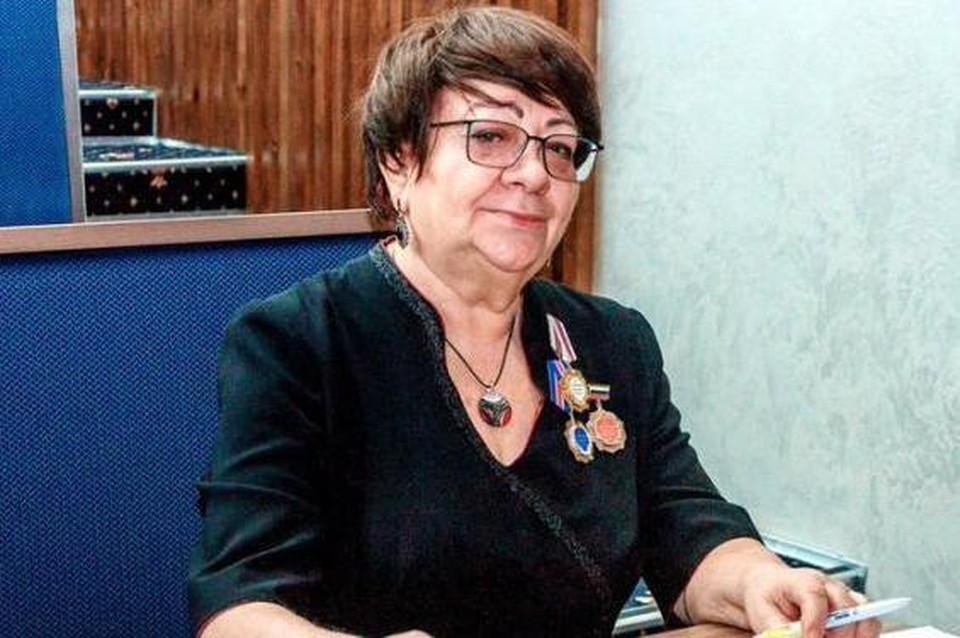 Известный профессор из Кузбасса скончалась в Москве. Фото: Пресс-служба КемГУ