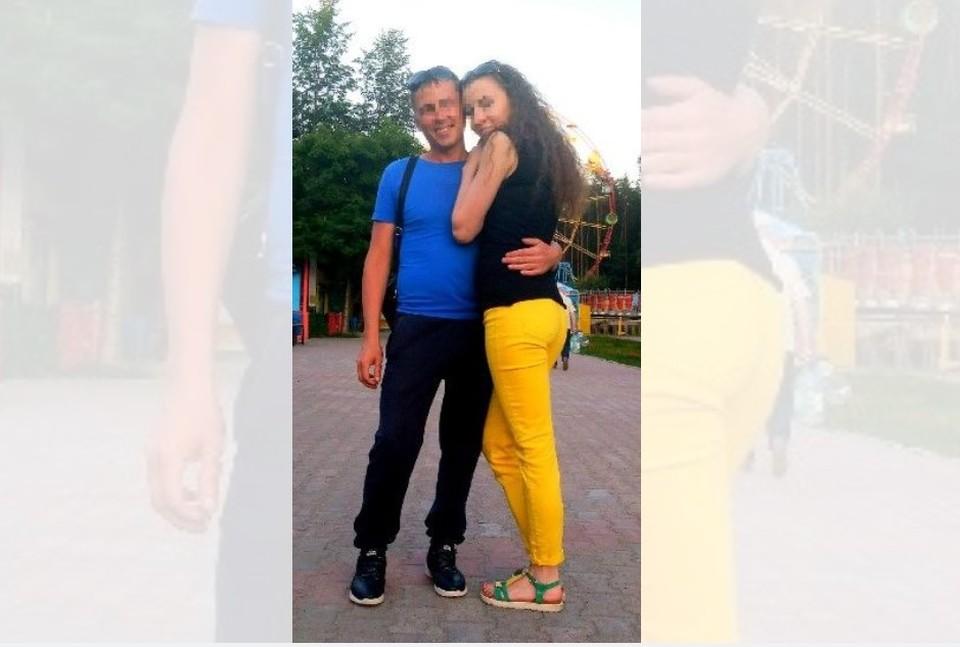 Погибшая пара. Фото сто страницы погибших ВКонтакте