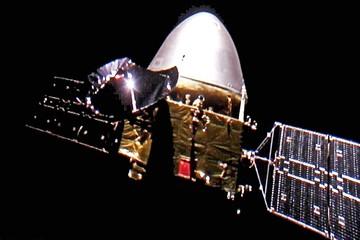 Китайцы расположились на марсианской орбите