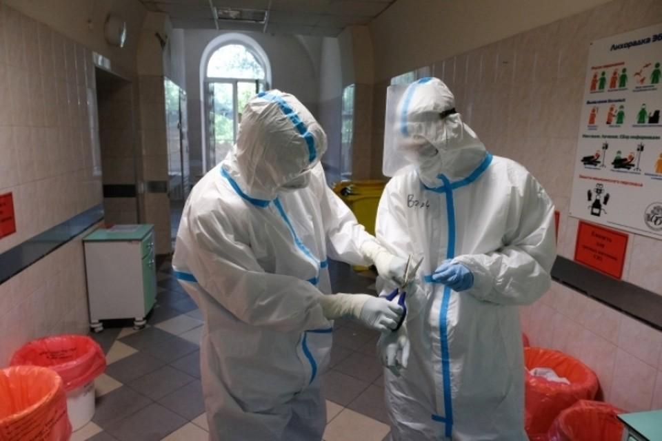 Назван кузбасский город-лидер по числу новых заболевших коронавирусом.