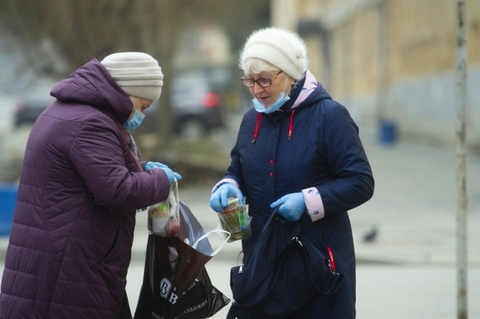 """Около 90 тысяч пенсионеров имеют в Приморье статус """"детей войны"""""""