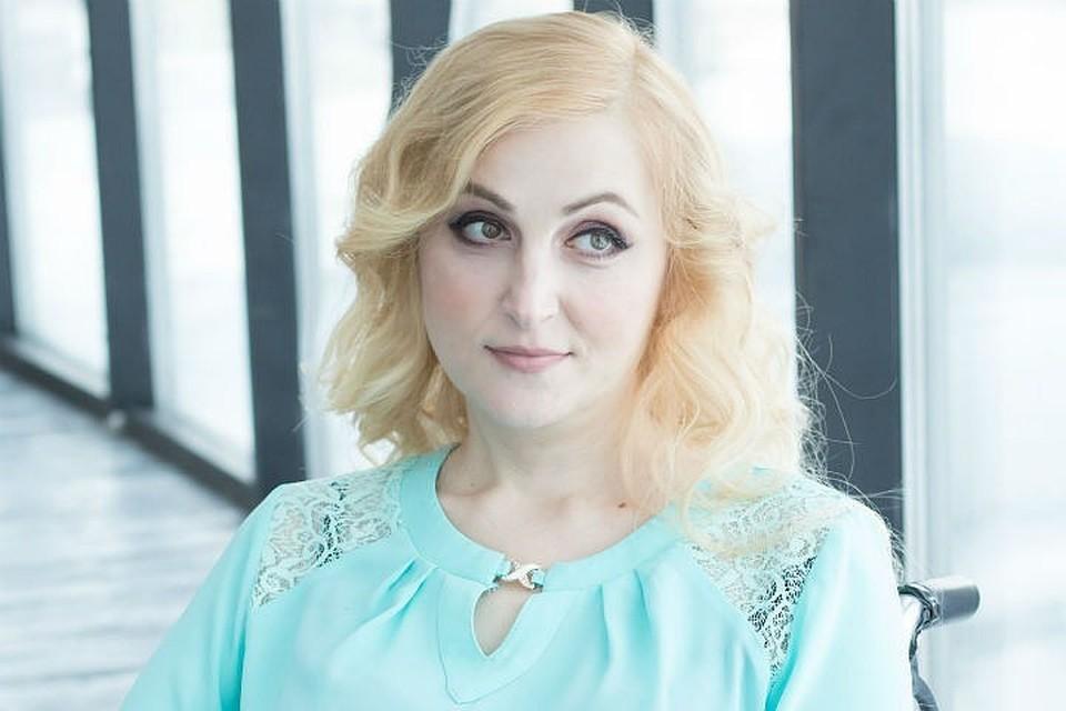 Наталья уже 20 лет прикована к инвалидному креслу. Фото: личный архив Натальи и Андрея Антоновых.