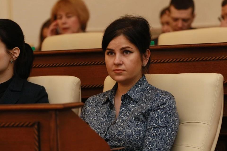 Мария Прусакова возглавляет реготделение с мая 2016 года