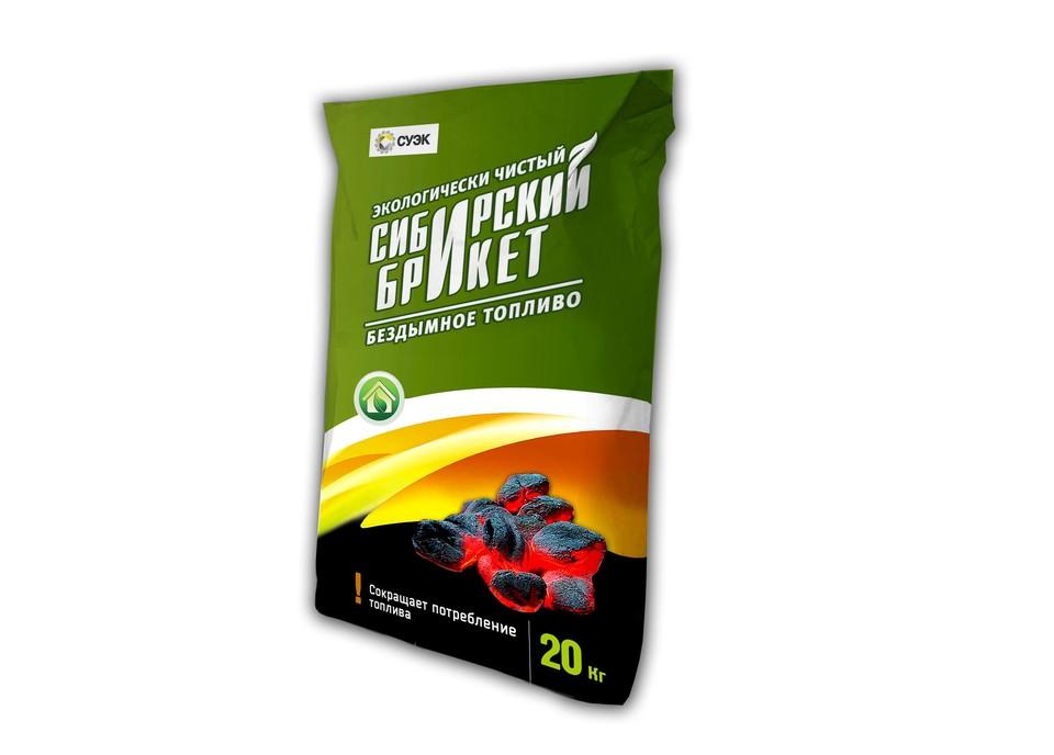 «Сибирский брикет» - энергоэффективно, экономично, экологично. Фото: СУЭК