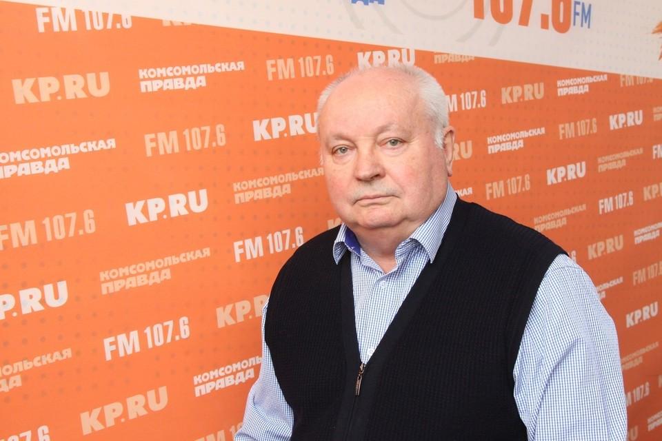 Главный врач санатория-профилактория «Сосновый» Юрий Блохин