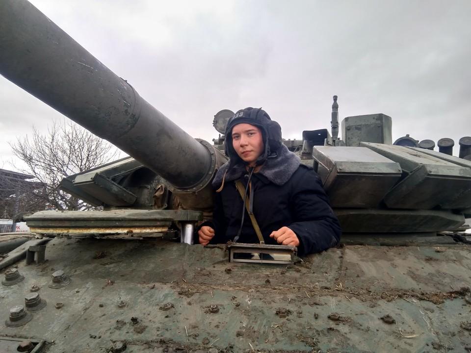 Ефрейтор Дмитрий Пупков за задержание нарушителя был удостоен знака «Отличник караульной службы»