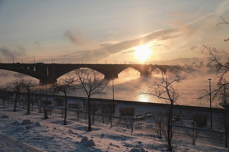 Дорожники в Красноярске готовятся к усиленной работе