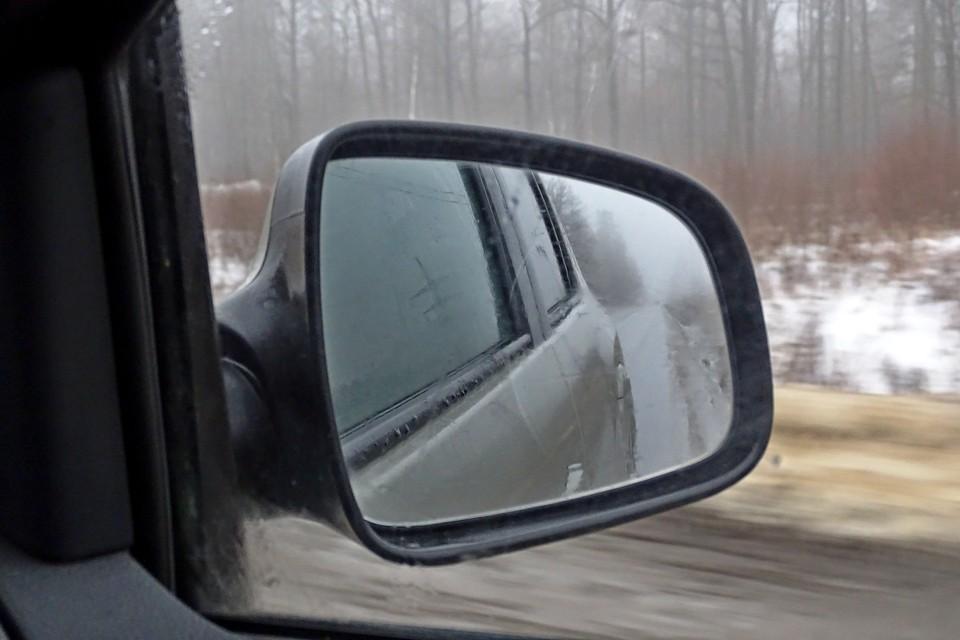 Липчан просят быть внимательнее за рулем. После морозов наступила резкая оттепель