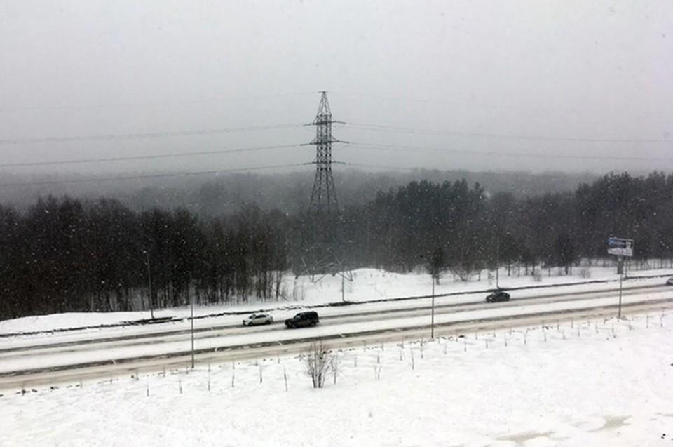 Снегопад в Нижнем Новгороде 12 февраля 2021: Город накрыл снежный шторм.