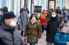 Май под замком: Коронавирусные запреты и самоизоляцию могут вернуть в Петербург уже к началу лета