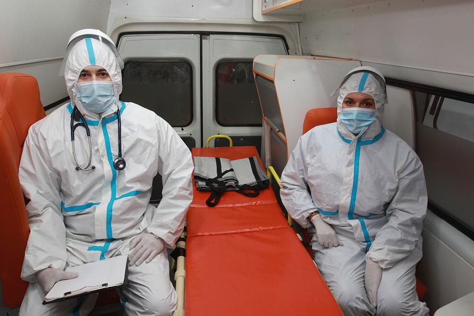 Из инфекционных госпиталей выписаны 639 человек.