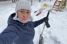 """""""Вообще-то снег – это хорошо"""": Как я помогала нашему дворнику в невиданный снегопад в Москве"""