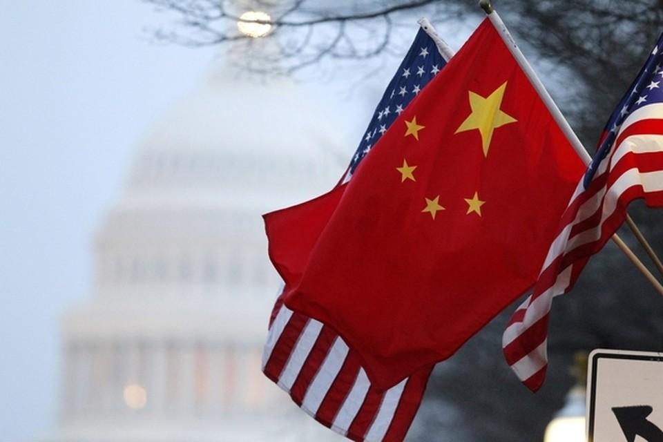 Китай обвинил США в «деструктивных действиях», поскольку они «препятствуют международной борьбе с коронавирусом»