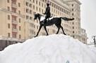 Последние новости о снегопаде в Москве 13 февраля 2021 года: фото последствий непогоды
