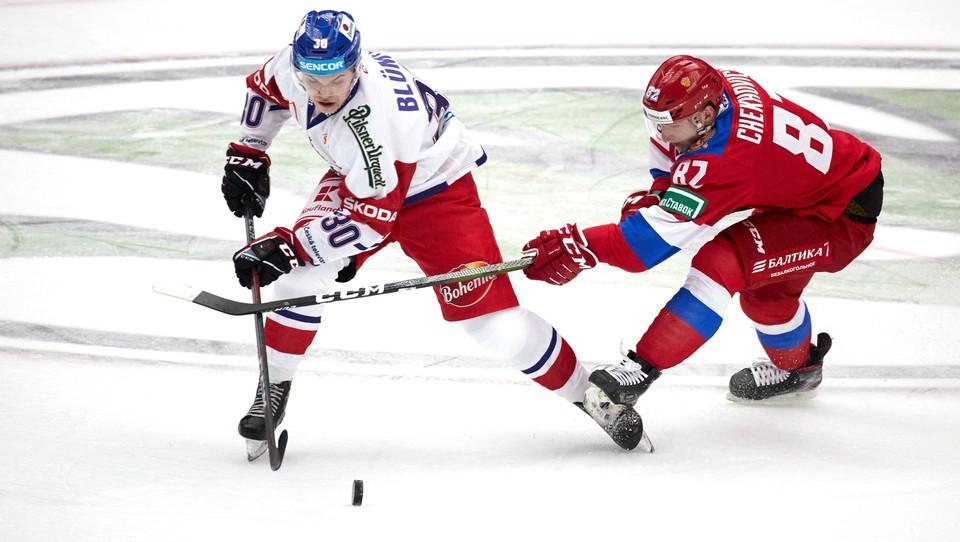 Сборная России девятый раз стала победителем Еврохоккейтура
