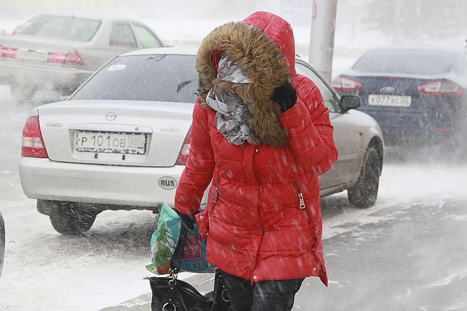 Очередной снежный циклон обрушился на Приморье