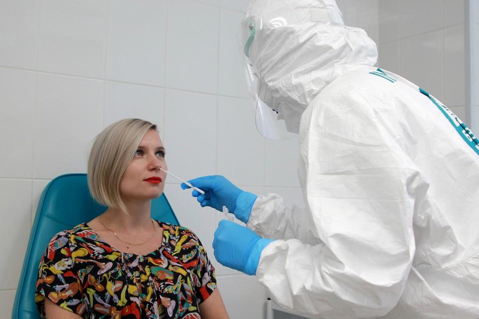 Роспотребнадзор зарегистрировал первый в мире тест для выявления «британского» штамма COVID-19