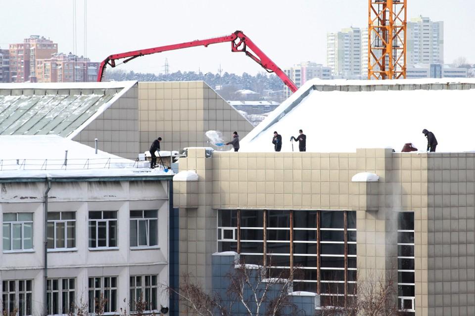 Погода в Иркутске: 15 февраля днем ветер до 12 м/с