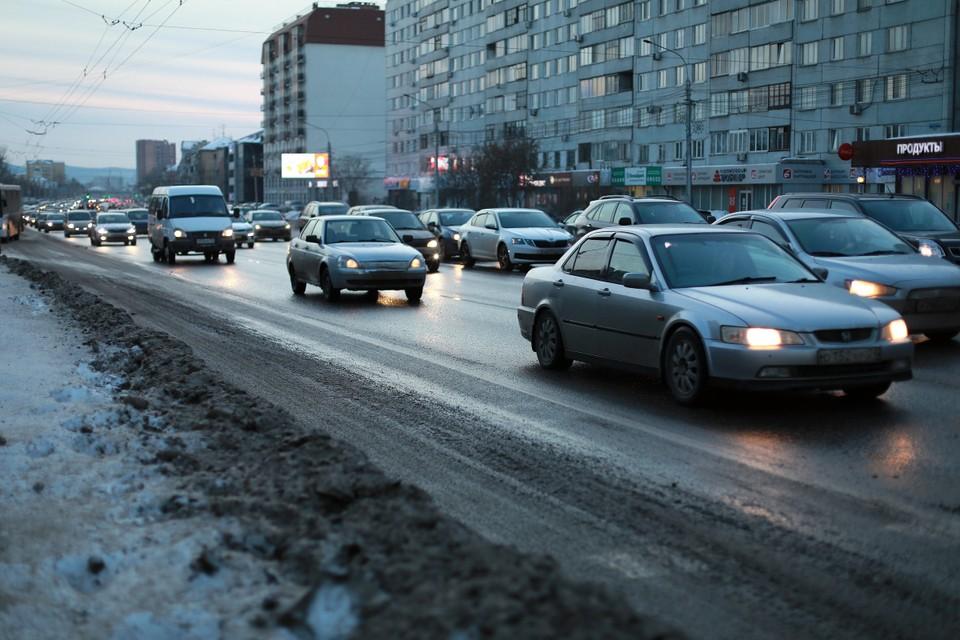 Городские магистрали под особым контролем