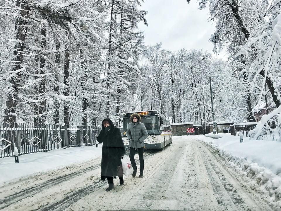 Мороз -30 градусов ударит в Нижнем Новгороде 16 февраля.
