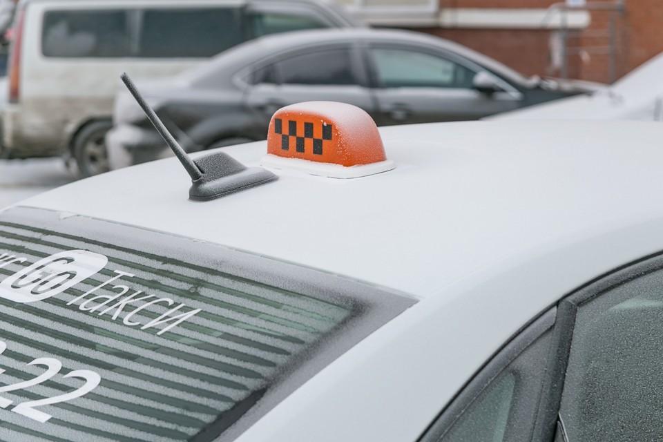 Водитель такси вовремя сообщил полиции о произошедшем