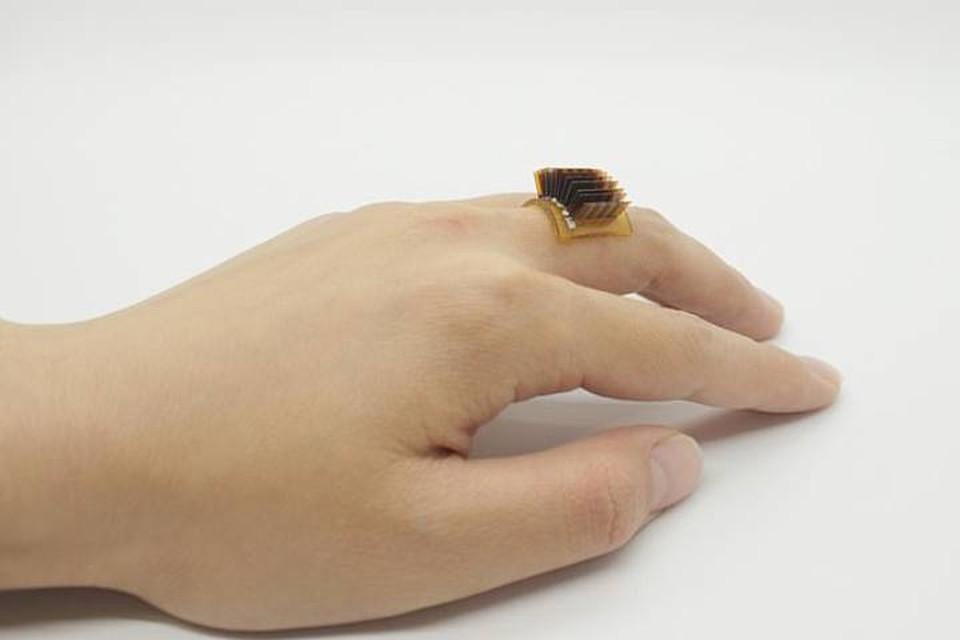 Для питания смартфона будет достаточно термоэлектрического генератора в виде кольца.