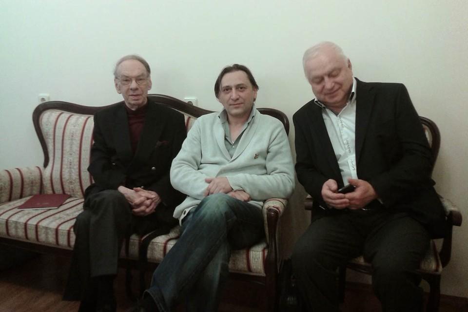 Зураб Джапаридзе дружил с Алексеем Баталовым в течение 15 лет.